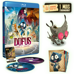 Pack BLU-RAY Collector DOFUS Live 1 : Julith