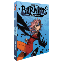 Burning Tattoo Tome 2