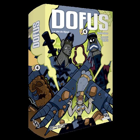DOFUS Edition Double Tome 4