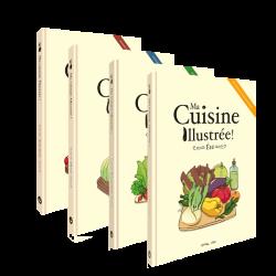 Ma Cuisine Illustrée - Intégrale