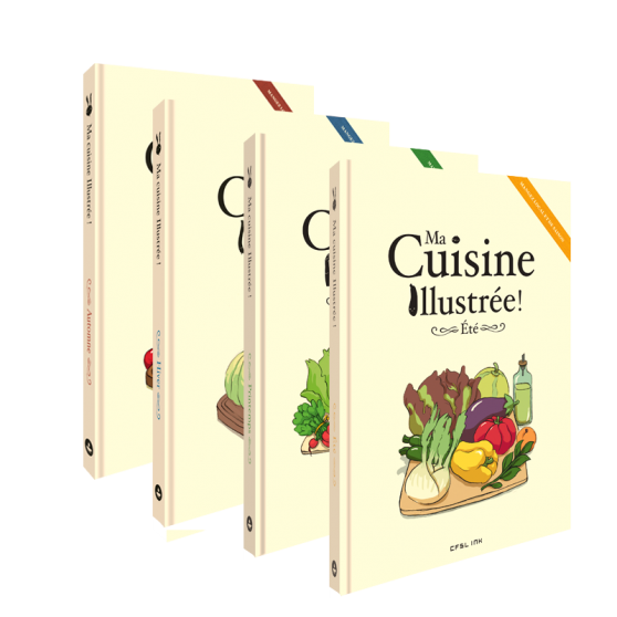 ma cuisine illustr e int grale ankama shop
