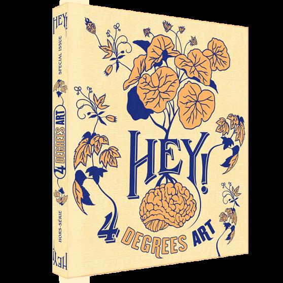 HEY! 4 DEGREES ART