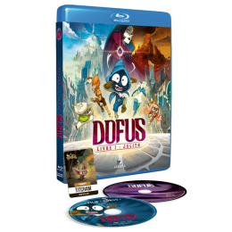 BLU-RAY Collector DOFUS Live 1 : Julith