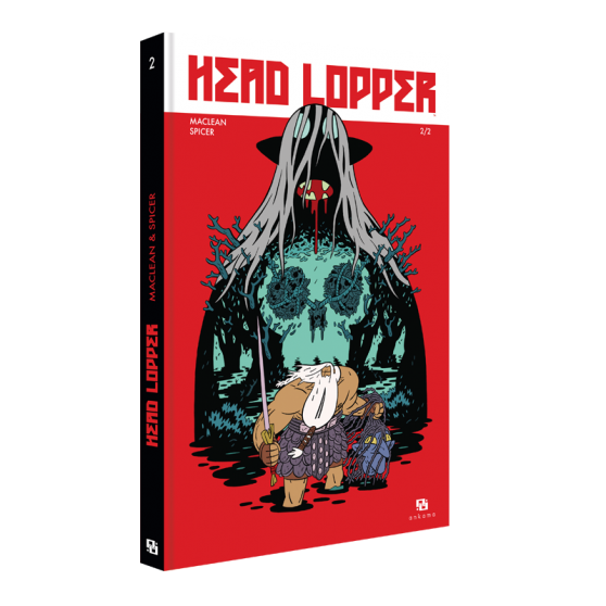 Head Lopper Tome 2