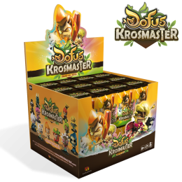 Set de 24 Blindbox Krosmaster Arena - Saison 1