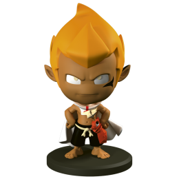 Figurine Krosmaster Tristepin (version US)