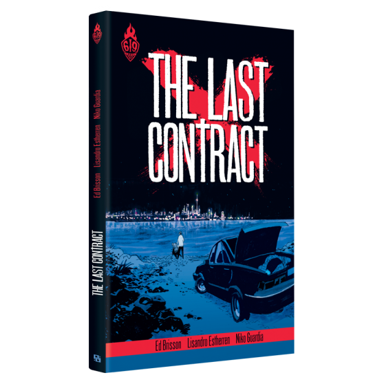 THE LAST CONTRACT COMICS