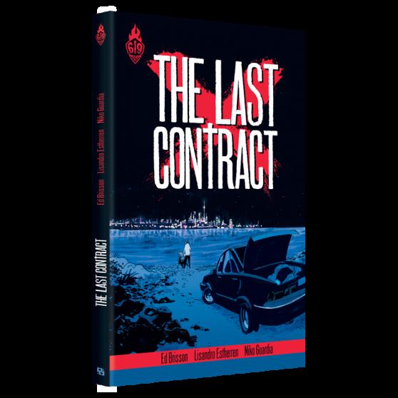 THE LAST CONTRACT COMICS