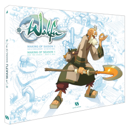 MAKING OF WAKFU SAISON 1 T.4. ARTBOOK