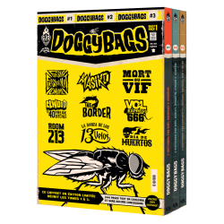 Coffret Doggybags N°1 (Tomes 1 à 3)