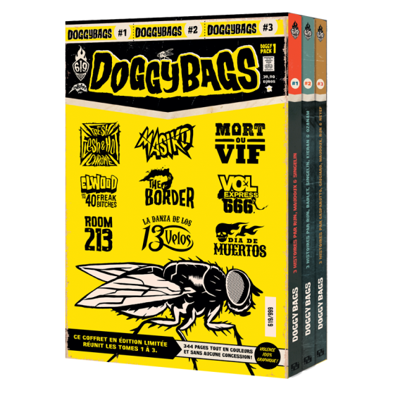 Coffret Doggybags N°1
