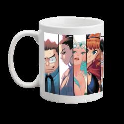 "Mug Radiant ""Portraits"""