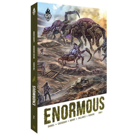 Enormous Tome 2