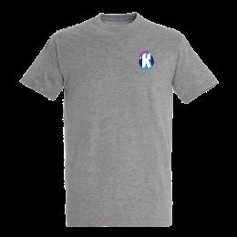 T-shirt Krosmaga (Gris ou Marine) + Booster Argent - Source
