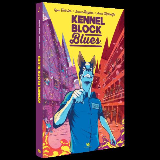 KENNEL BLOCK BLUES BD