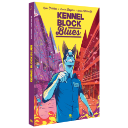 KENNEL BLOCK BLUES BD
