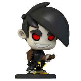 Dark Gabe - Figurine Krosmaster (Version US)GABE V2