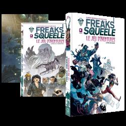 Freaks' Squeele - Le jeu d'aventure - L'intégrale