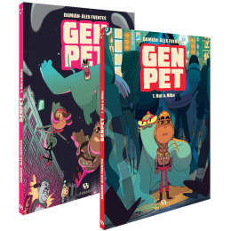 GenPet - Intégrale 2 tomes