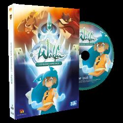 DVD WAKFU Episodes Spéciaux