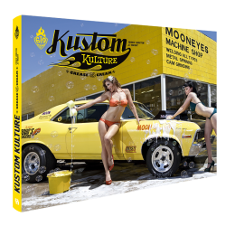 Kustom Kulture : Grease & Cream