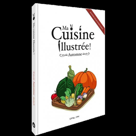 Ma Cuisine Illustrée : Automne