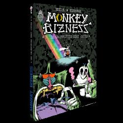 Monkey Bizness Tome 2 : Les cacahuètes sont cuites