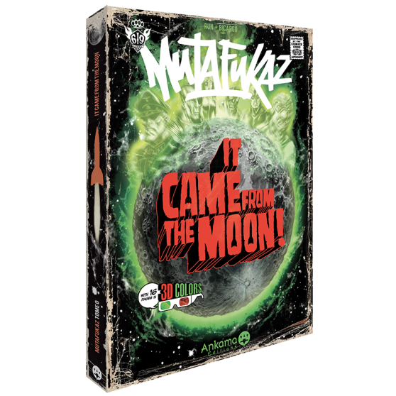 Mutafukaz Tome 0: It Came from the Moon