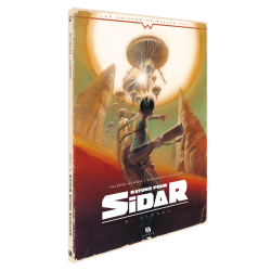 Rayons pour Sidar Tome 2 : Lionel