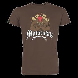 T-shirt Mutafukaz Palmhill Rulez