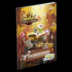 Ton livre de stickers - DOFUS : Aux trésors de Kerubim
