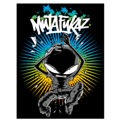 Affiche Mutafukaz Strikes Back !