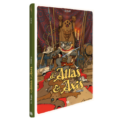 La saga d'Atlas et Axis Tome 3