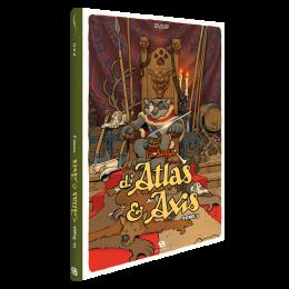 SAGA D'ATLAS & AXIS (LA) T.3 BD
