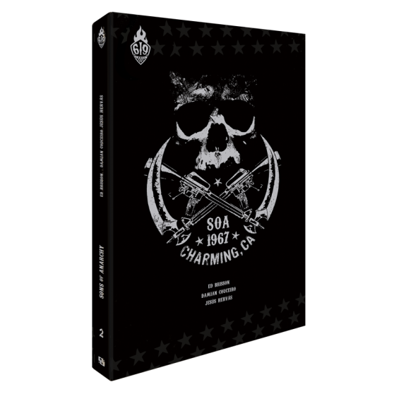SONS OF ANARCHY 2 BD