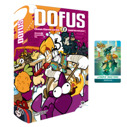 DOFUS TDOUBLE 2 MANGA EDITION SPECIALE 10 ANS