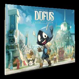 Calendrier 2016 DOFUS le film