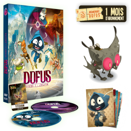 Pack DVD Collector DOFUS Live 1 : Julith